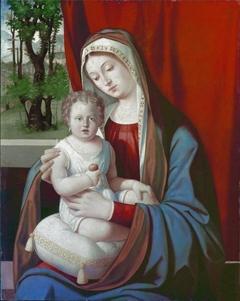 'Madonna and Child