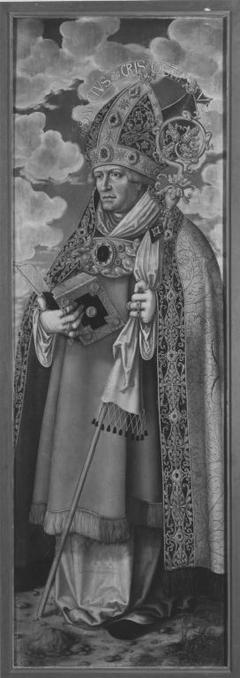 Magdalenenaltar: Hl. Chrysostomus (Anonymer Meister seiner Werkstatt)