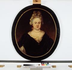 Maria Berewouts (1649-1707). Echtgenote van Nicolaas van Loo