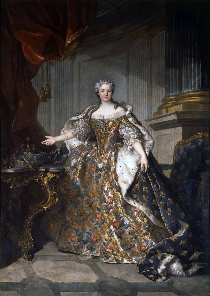 Marie Leszczyńska, Queen of France
