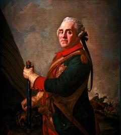 Marshal Maurice de Saxe (1696-1750)