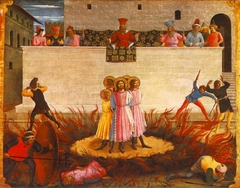 Martyrdom of Saint Cosma and Saint Damian