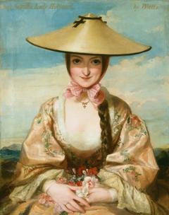Mary Augusta, Lady Holland (1812-89)