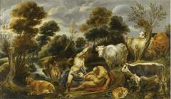 Mercury attacking Argus