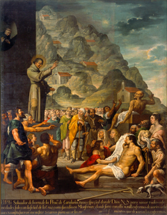 Miracles of the Blessed Salvador of Horta