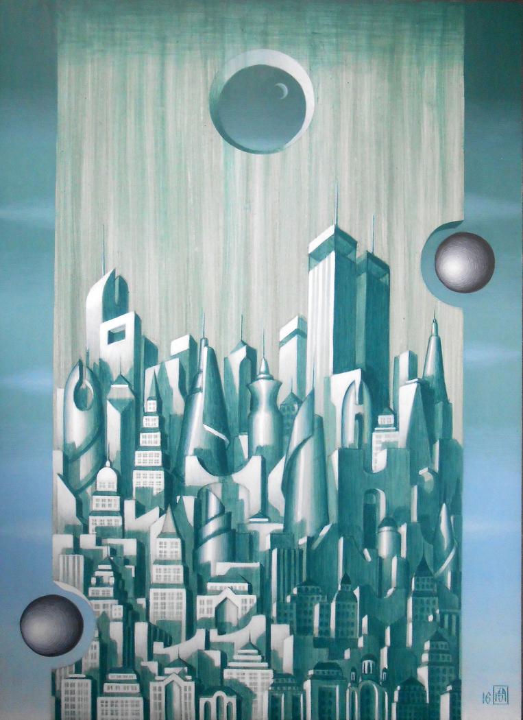 Monolit - Megapolis 6