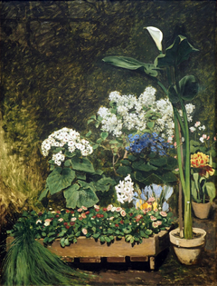 Nature morte : fleurs