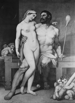 Omphale and Hercules