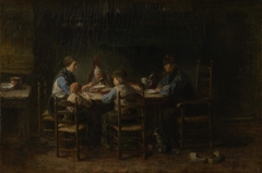 Peasant Family at the Table