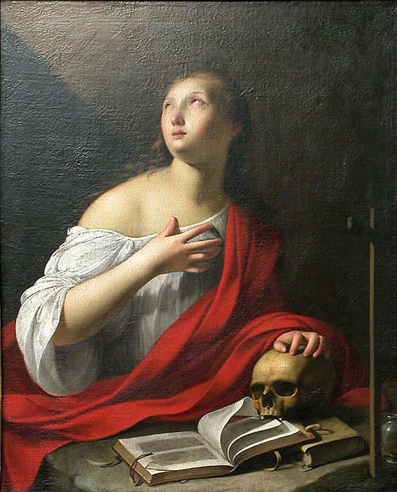 Penitent Mary Magdalene