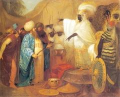 Persian Envoys before the King of Ethiopia