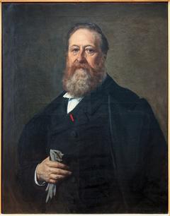 Portrait d'Edouard Reynart