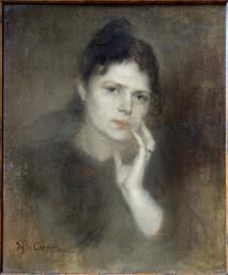 Portrait de Madame Carrière