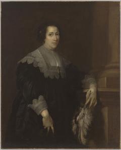 Portrait of a Lady (possibly Lady Philadelphia Wharton)