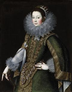 Portrait of a Spanish Noblewoman