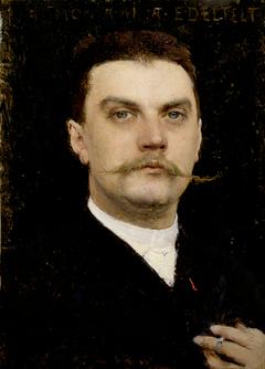 Portrait of Albert Edelfelt
