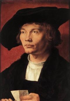 Portrait of Bernhart von Reesen