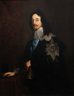 Portrait of Charles I of England