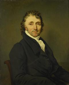 Portrait of Clemens van Demmeltraadt, Surgeon in Amsterdam