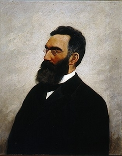 Portrait of Dr. Cesário Motta