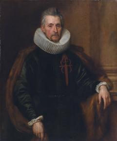 Portrait of Ferdinand van Boisschot