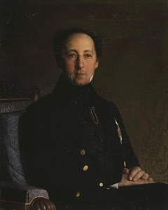 Portrait of Fiodor Pryanishnikov