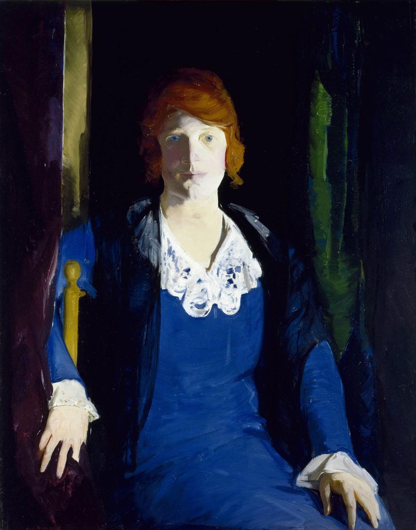Portrait of Florence Pierce