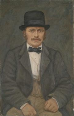 Portrait of Hartvig Caspar Christie