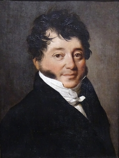 Portrait of Henri Benner