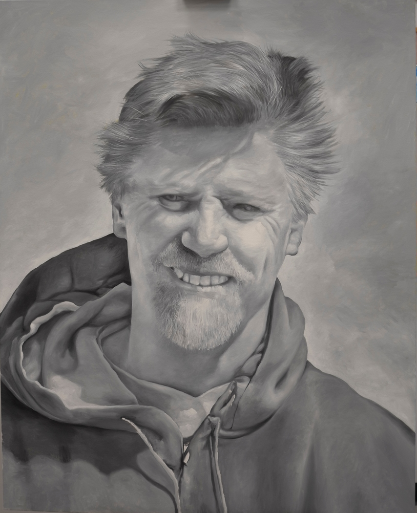 Portrait of J.d. Lewis, Artistic Director: the Actor's Lab