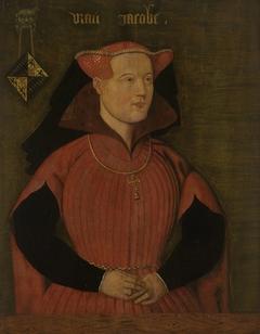 Portrait of Jacoba of Bavaria, Countess of Holland and Zeeland (Jacqueline, Countess of Hainaut)