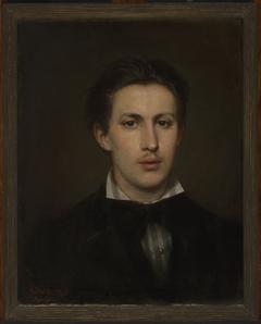 Portrait of Jan Zawiejski