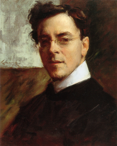 Portrait of Louis Betts