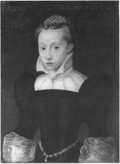 Portrait of Margarethe von Holzhausen
