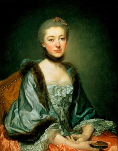 Portrait of Marie Angélique Vérany de Varennes, Mme Georges Gougenot de Croissy
