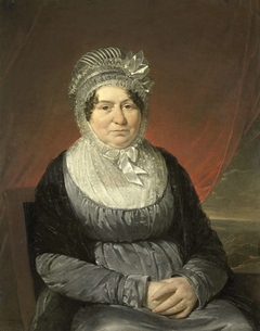 Portrait of Mrs. Brak-Haskenhoff