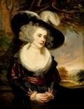 Portrait of Mrs. Smith Barwell, née Unwin