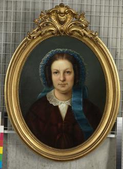 Portrait of Pauline della Faille