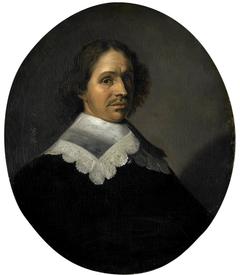 Portrait of Paulus Verschuur