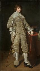 Portrait of Prince Janusz Radziwiłł (1612–1655).