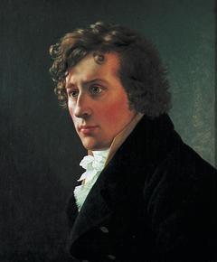 Portrait of Professor J.C. Dahl