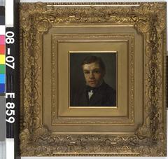 Portrait of Samuel van Witsen (1833-1911)