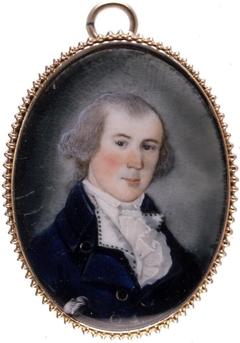 Portrait of Stephen Salisbury I