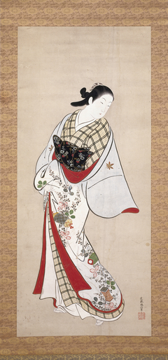 Portrait of Takao