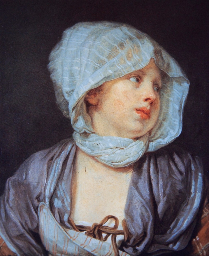 Portrait of the Artist's Wife