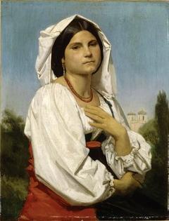 Portrait of Thérésa