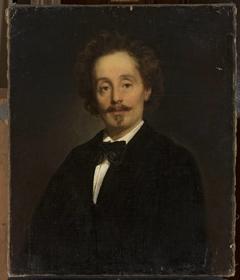 Portrait of Wiktor Brodzki, sculptor