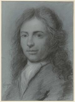 Portret van Jacob Carpi