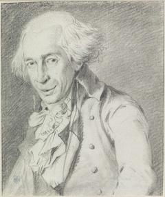 Portret van Jacobus Perkois