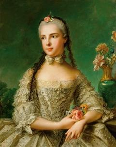 Prinzessin Maria Isabella von Parma (1741-1763), Gemahlin von Joseph II.
